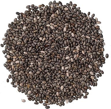 JustIngredients Essential Semillas de Chía - 2 Paquetes de 250 gr ...