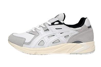 release date: 48740 4441c Amazon.com | ASICS Gel-DS Trainer OG Mens in White/White ...