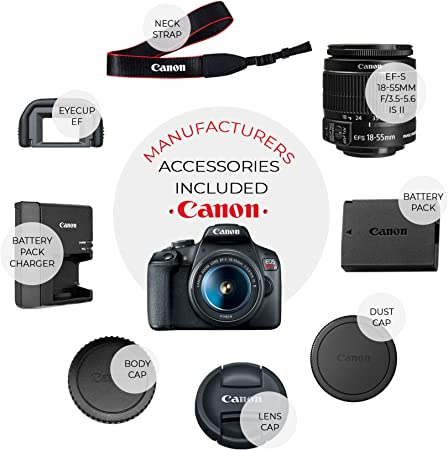 Canon Canon T7 K6 product image 10