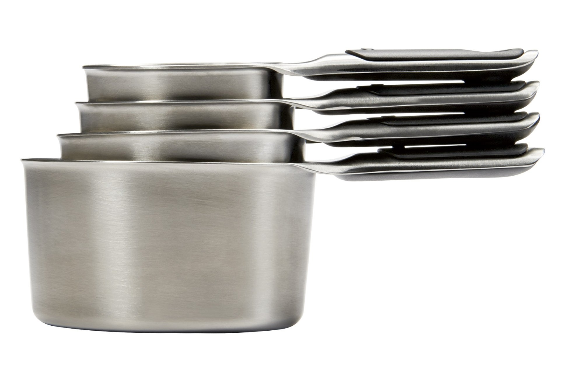 OXO Good Grips Measuring Cup Set - Stainless steel by OXO