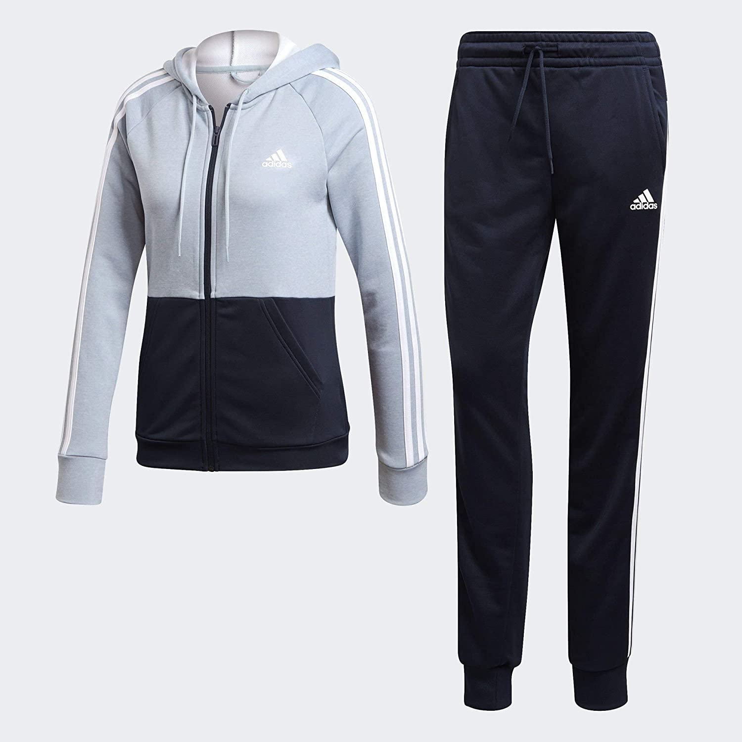 74e31e542163 adidas WTS Game Time Chándal, Mujer: Amazon.es: Ropa y accesorios