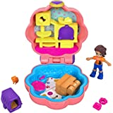 Polly Pocket Purrfect Playhouse, Multicolor