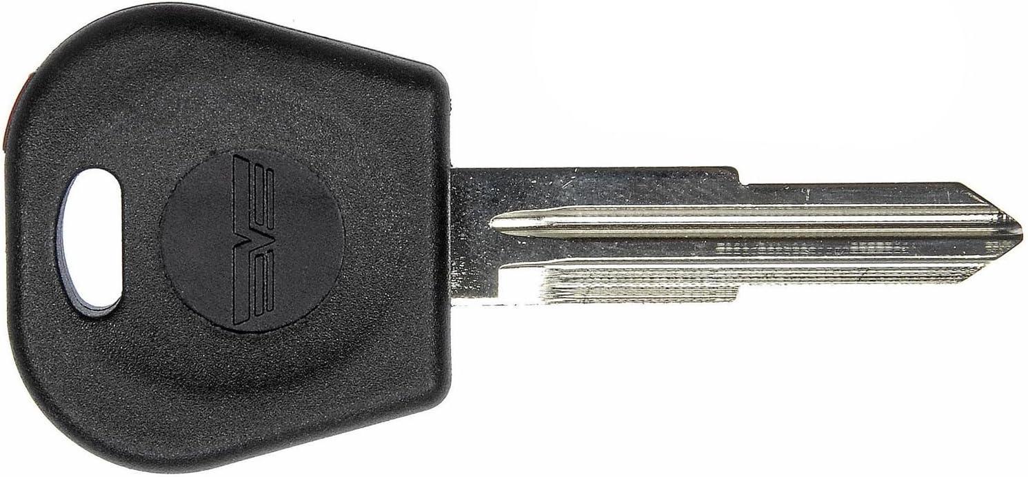 Dorman 101-326 Ignition Lock Key with Transponder