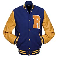 Leather Shop Riverdale Letterman Varsity Jacket | KP APA Archie Andrews Bomber Jacket