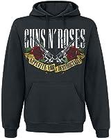 Guns N' Roses Appetite For Destruction - Banner Kapuzenpulli schwarz