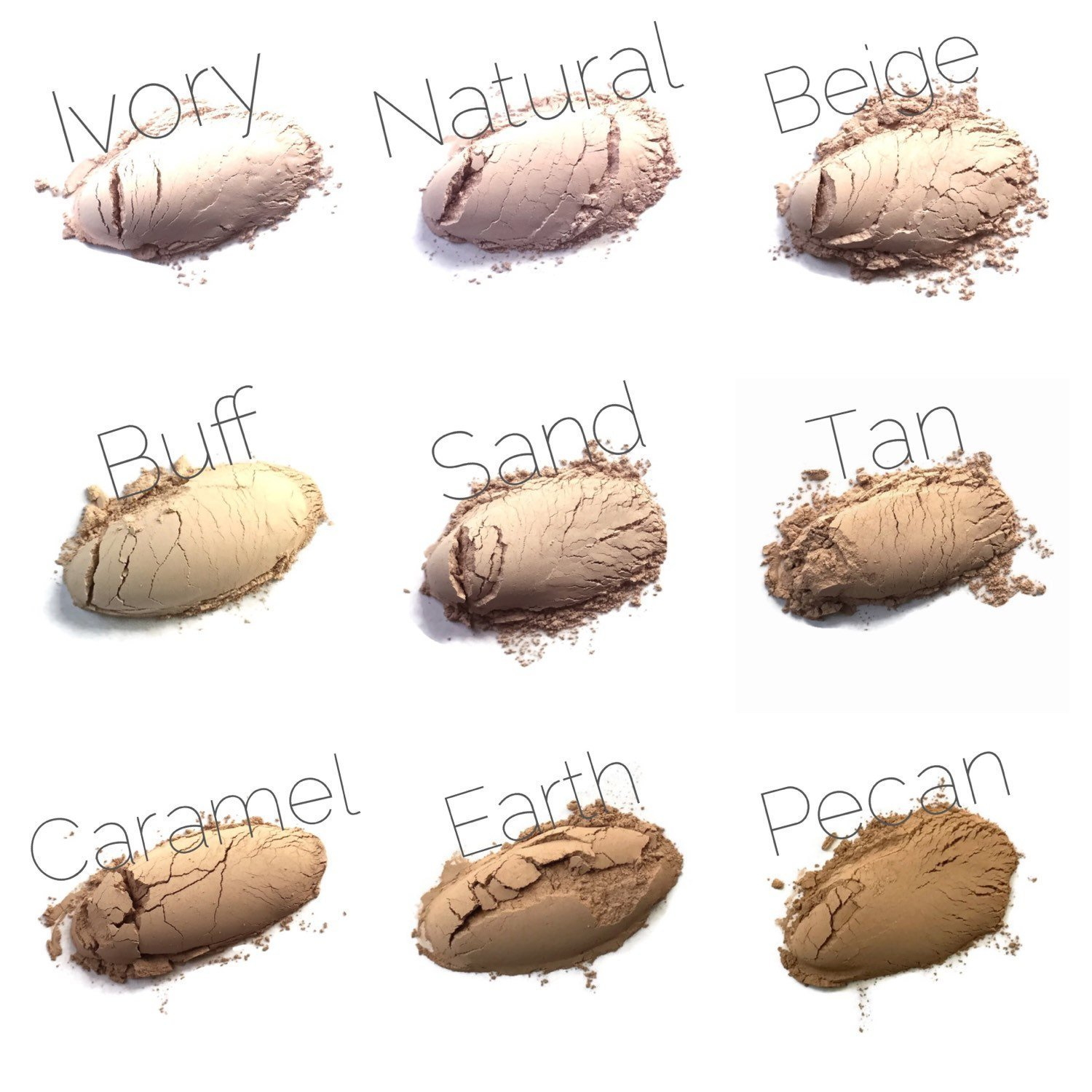 Sand - Mineral Foundation