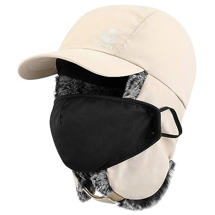 Gonex Sombrero de Invierno para Hombres y Mujeres, Sombrero de ...