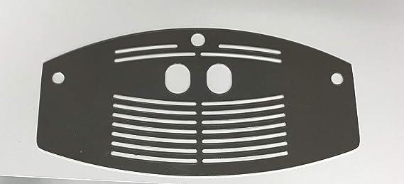 TS Smart ExtraKlasse Schutzfolie für Melitta Caffeo Barista T Abtropfblech