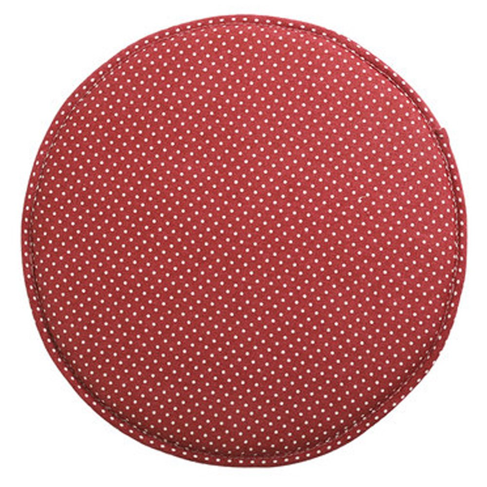 YOOKOON Fabric Chair Seat Student Thickened Round Pad Bar Stool Mat (color1)
