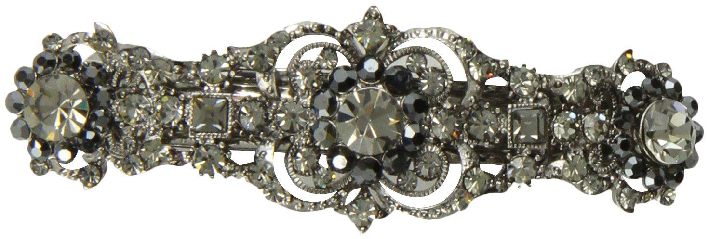 Caravan Royal Jeweled Barrette 1525