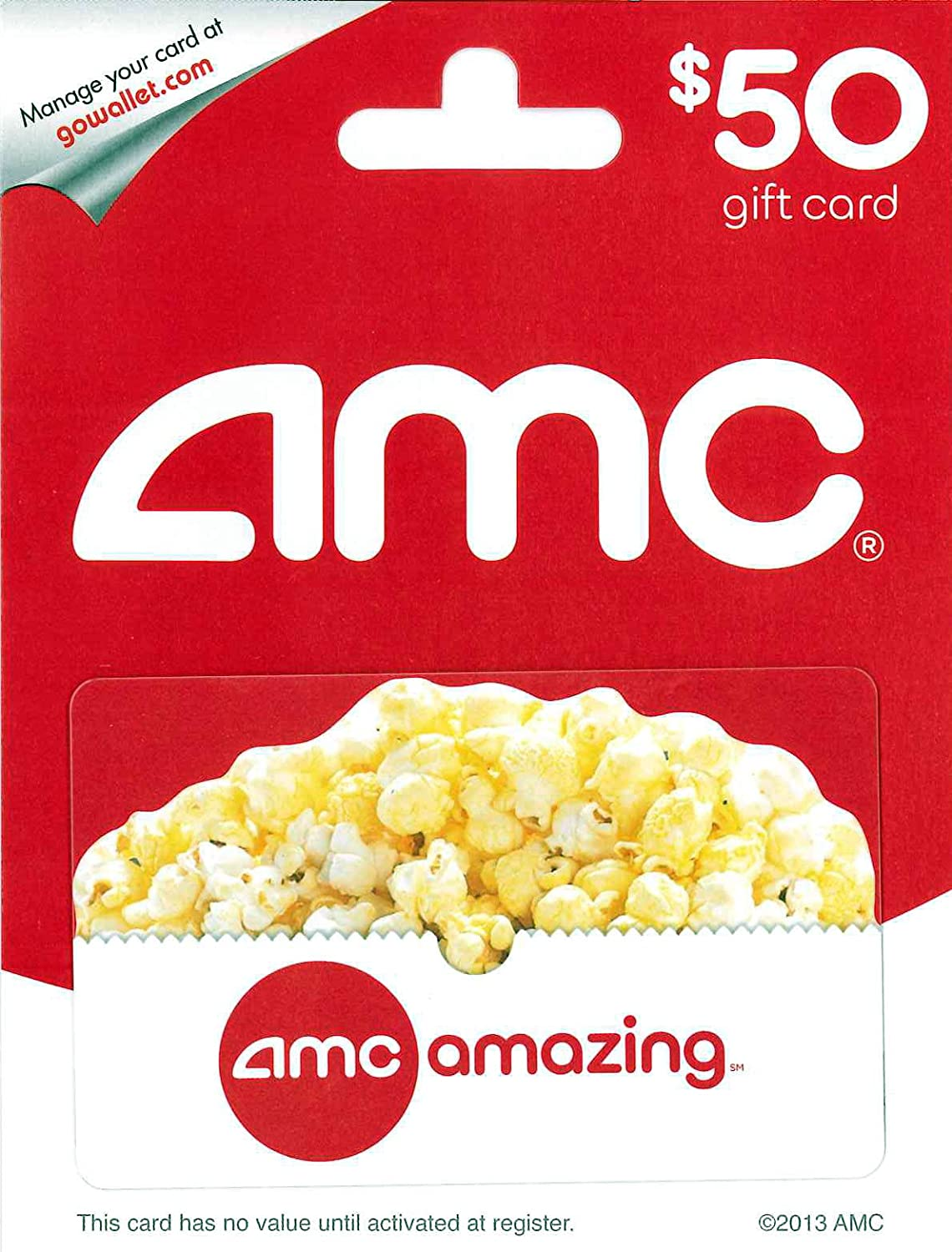 amazoncom amc theatre gift card 25 gift cards
