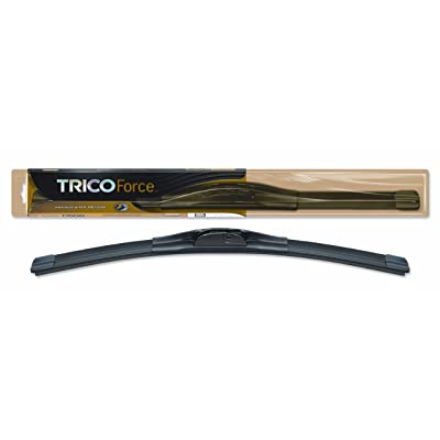 "Trico 25-160 Force Premium Performance Beam Wiper Blade, 16"": Automotive"