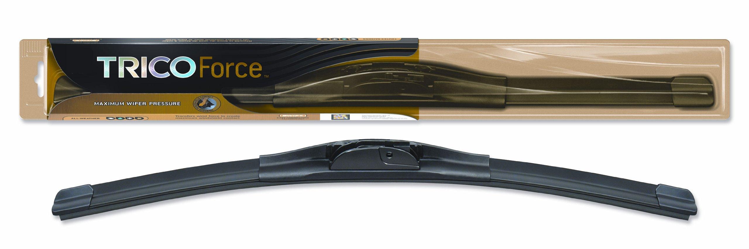 Trico 25-150 Force Premium Performance Beam Wiper Blade, 15''