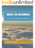 ANGELS ON ASSIGNMENT: TRUE STORIES OF ENCOUNTERS WITH ANGELS AND THE SUPERNATURAL WORLD,ANGELS , ANGELIC FEATHERS,GOLD…