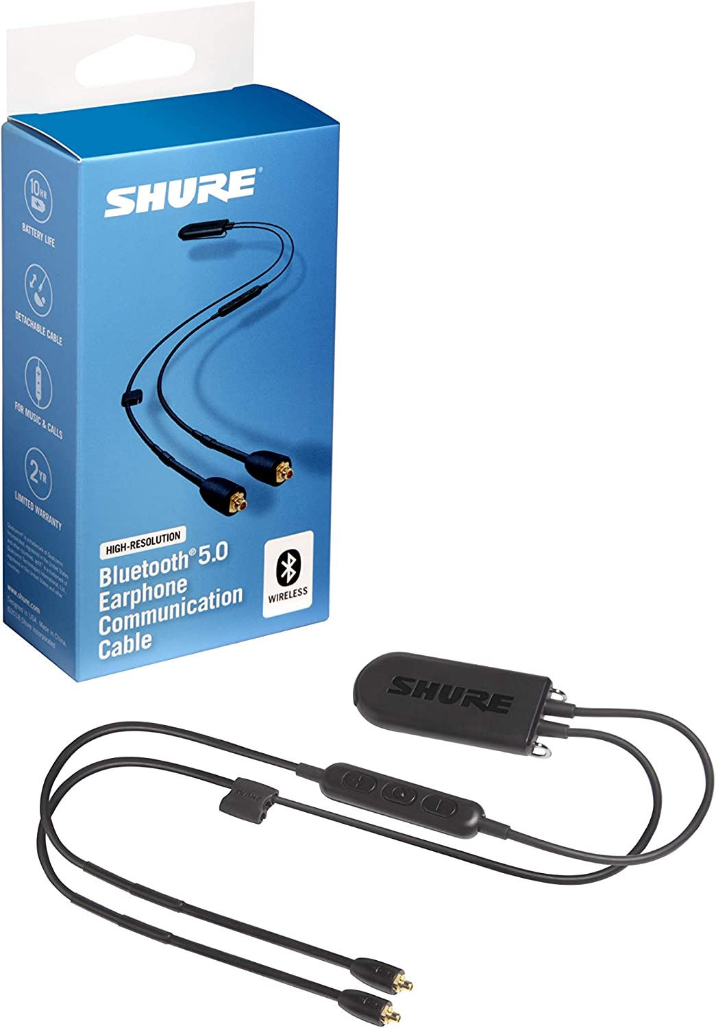 Shure Mccx cables replacement cable 4.4mm