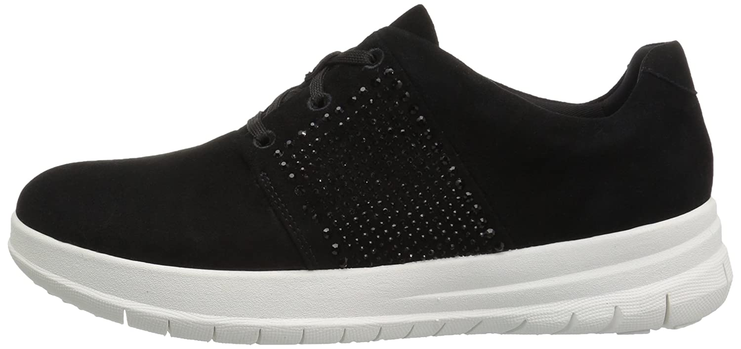 Fit Flop Womens The The Skinny Tm Z-Cross Sandal Trainers, 5 UK Black 001