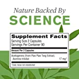 Nature's Sunshine Paw Paw Cell-Reg, 180 Capsules   Contains Over 50  Acetogenins to Modulate ATP Production and Blood Supply