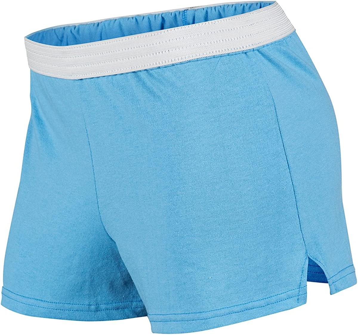 Soffe Womens Plus Size Authentic Cheer Short