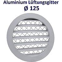 Rejilla de ventilación de aluminio, rejilla de escape