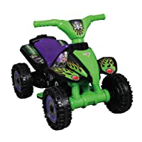 Monster Jam Grave Digger Mini Quad HUN4271