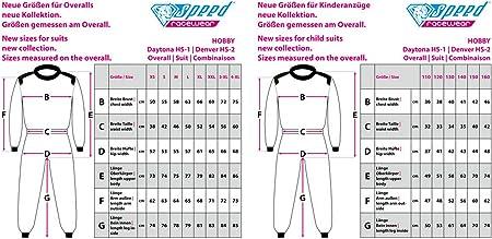 /Karting Suit /Daytona modello 2018/ Speed Kart tuta blu/
