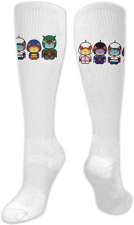 Yuanmeiju calcetines de punto Claymore Classic Unisex