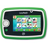 "LeapFrog LeapPad 3 Kids Learning Tablet with 5"" Touch Screen, 4GB of Memory, Dual Cameras and Wi-Fi, 31500, Green (Certified Refurbished)"