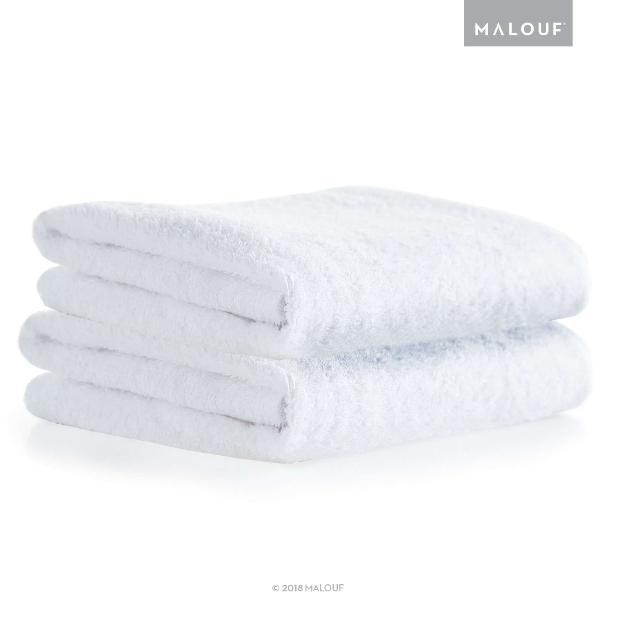 Sleep Tite Hypoallergenic 100% Waterproof Pillow Protector- 15-Year Warranty - Set of 2 - Standard by MALOUF (Image #4)