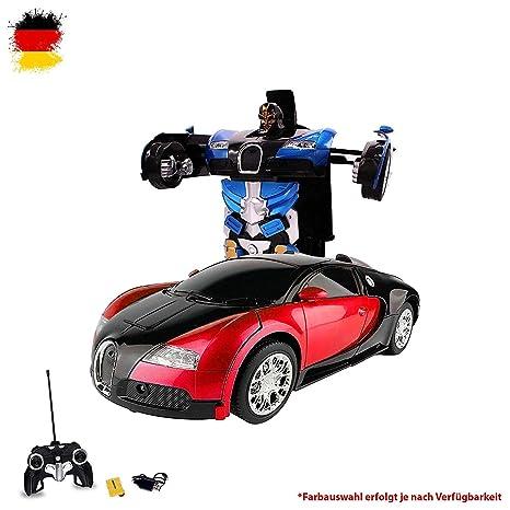 Hsp Himoto Rc Ferngesteuertes Roboter Auto Transformation Per