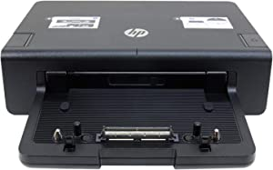 HP A7E38AA Advanced Docking Station (AC Adapter not Included) Open Box.