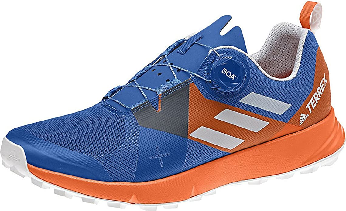 adidas outdoor Mens Terrex Two BOA/¿ Non-Dyed//Clear//Black 9.5 D US