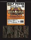 Buffalo Bills 8oz Premium Beer Jerky Pieces (beef jerky marinated in Honey Brown Ale)