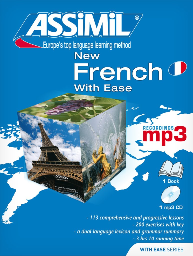 New French with Ease mp3 Pack (Assimil with Ease): Anthony Bulger:  9782700570052: Amazon.com: Books
