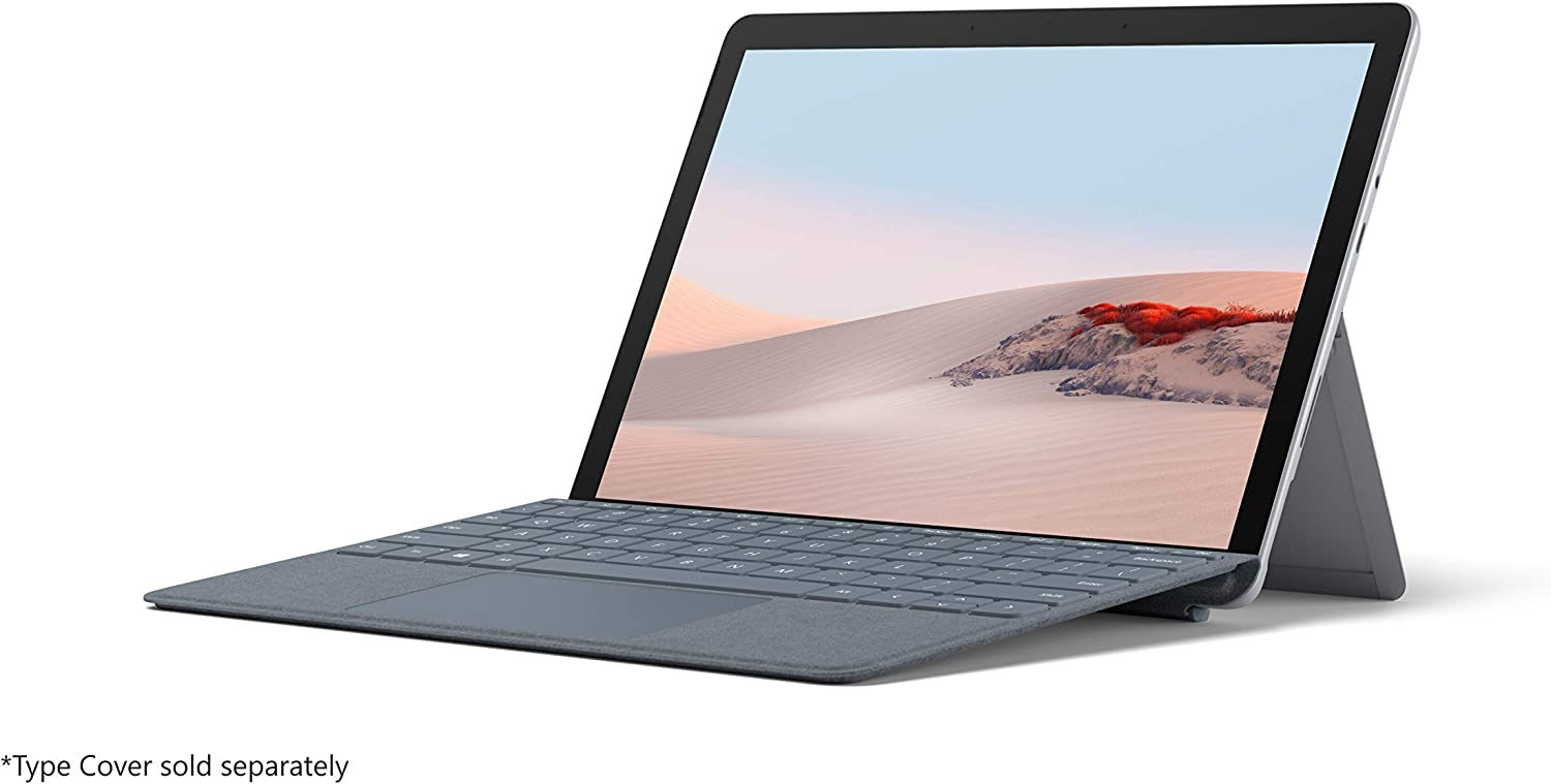 microsoft surface go 2 large tablet