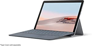 "NEW Microsoft Surface Go 2 - 10.5"" Touch-Screen - Intel Pentium - 4GB Memory - 64GB - Wifi - Platinum (Latest Model)"