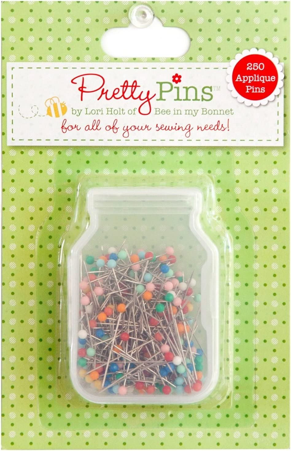 Pretty Pins by Lori Holt