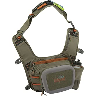 best sling pack fly fishing buckhorn