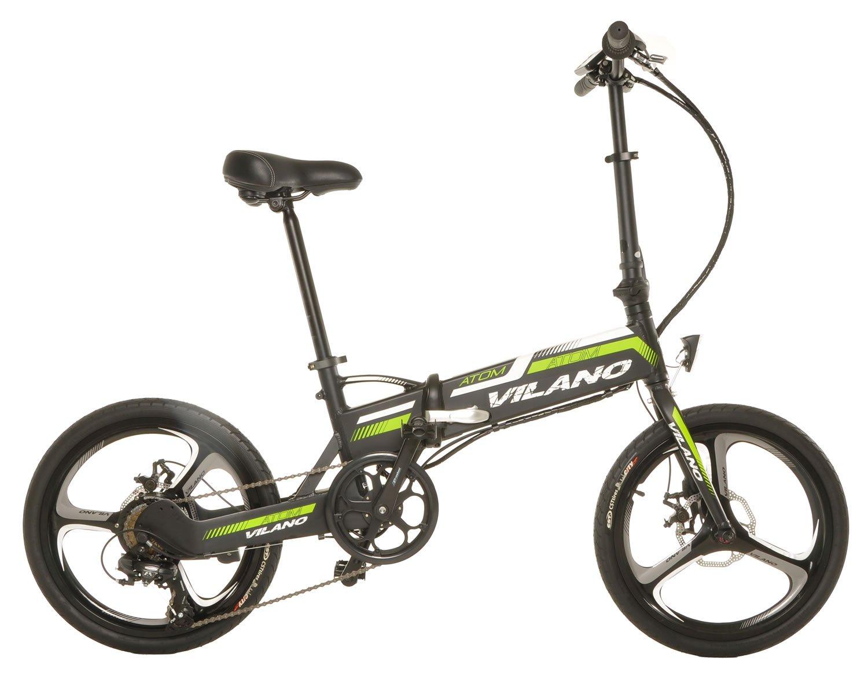 Vilano ATOM Electric Folding Bike, 20-Inch Mag Wheels by Vilano (Image #2)