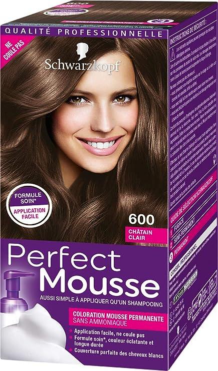 Coloration et soin cheveux