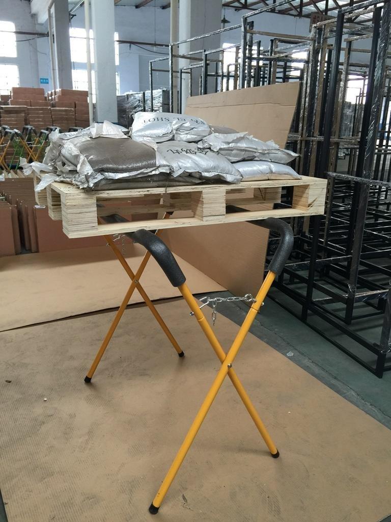 Sunzi Portable Work Stand 750 Pound Capacity