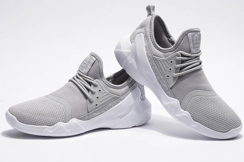 CAMEL Calzado Corriente para Hombres Cómodas Zapatillas Deportivas, Zapatos Ligeros para Andar, Senderismo, Gimnasia, Entrenamiento: Amazon.es: Zapatos y complementos