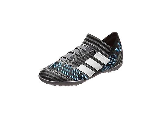 Adidas Nemeziz Messi Tango 17.3 TF J, Botas de fútbol Unisex niño, (Gris