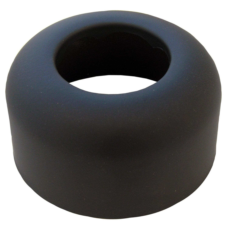 Simpatico 31283OB Sure Grip Box Flange Fits 1-1/2-Inch, Dark Oil Rubbed Bronze
