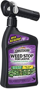 Spectracide Weed Stop For Lawns For St. Augustine & Centipede Lawns Concentrate, Ready-to-Spray, 32-Ounce