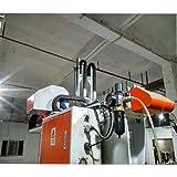 15mm x 30mm Plastic Semi Closed CNC Machine Tool