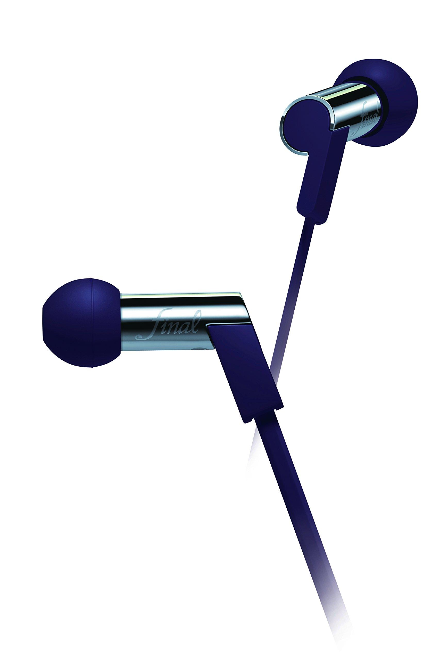 Final Audio Design Heaven IV Earphones - Violet