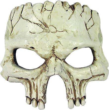 Half-Skull Mask