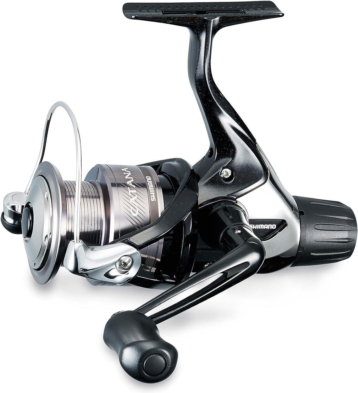 Shimano Catana 2500 RC, Carrete de Pesca con Freno Trasero ...