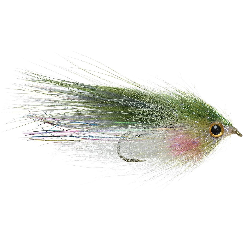 Umpqua Cravens Dirty Hippy Size 4 Fly Fishing Streamers /& Leeches Multi-Packs