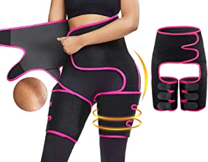 PHIONXEI Waist and Thigh Trimmer for Women Weight Loss Everyday Wear Plus Size